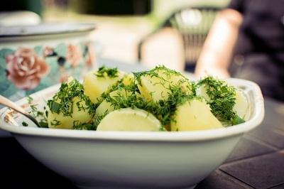 البطاطا المسلوقة هل تزيد الوزن