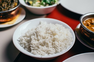 كم كارب في الرز