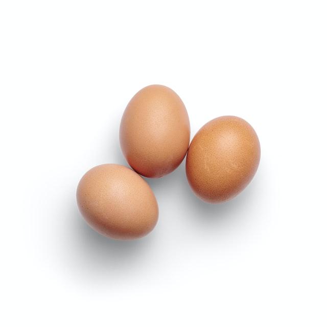 سعرات الحرارية في البيض